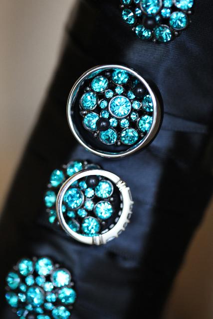 Gotta love the blue bling!