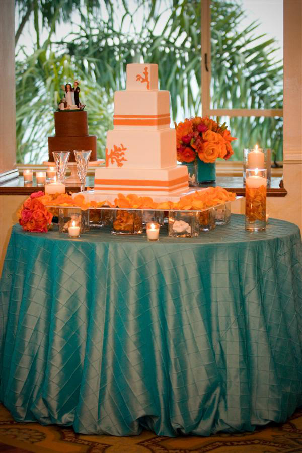 Decor Cake Table : Cool cake table decor? - Reception - Project Wedding Forums