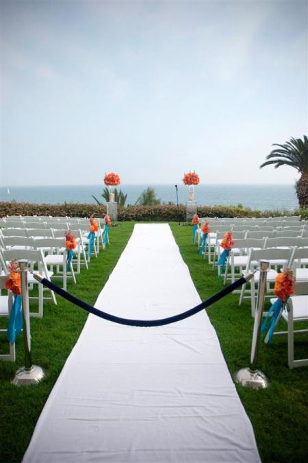 ceremony scene