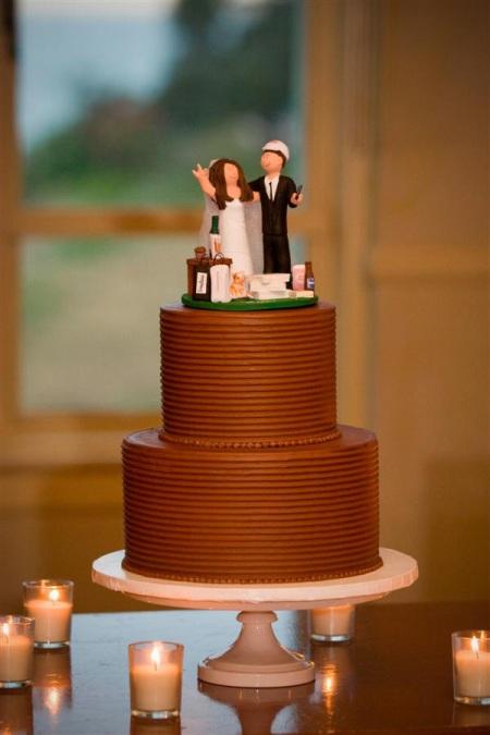groom cake 1